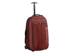 """Victorinox Seefeld 25"""" Suitcase Maroon"""