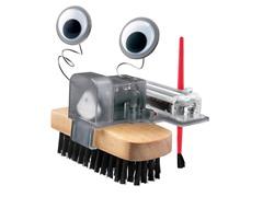 4M Fun Mechanics Brush Robot Kit