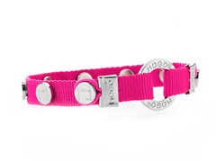 Charmband - Pink