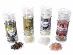 Artisan Sea Salts & Grinders (4)
