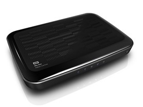 WD MyNet 2TB Central HD Storage Router