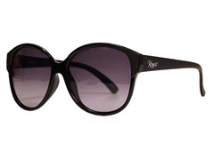 Polarized Allegra Sunglasses, Black
