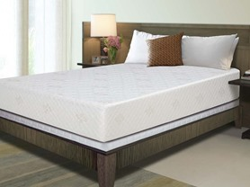 "12"" Queen Gel Memory Foam Mattress"