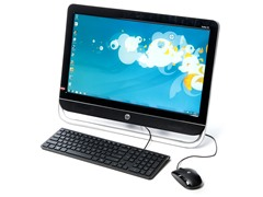 "HP Pavilion 23"" Dual-Core AIO PC"
