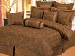Sedona 9Pc Bedding Set - Queen or King