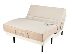 "Adjustable Bed with 10"" Queen Mattress"