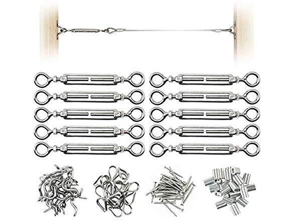Muzata Cable Railing Kits