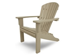 Seashell Adirondack Chairs