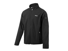 Fila Ascent Softshell Jacket-Black, XL