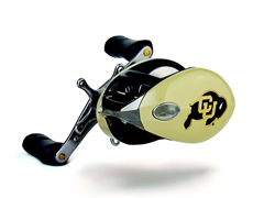 Univ. of Colorado Baitcasting Reel