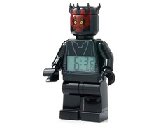 LEGO Darth Maul Mini-Figure Alarm Clock