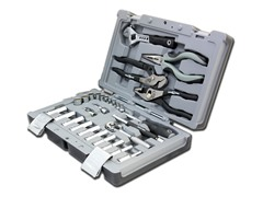 30-Piece Metric Combo Socket Set