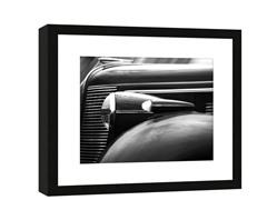 Framed 37' Buick