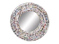 """23"""" Paper Coil Mirror"""