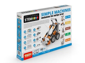 Simple Machines - Mechanisms That Multiply Force Kit
