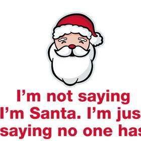 I'm Not Not Santa