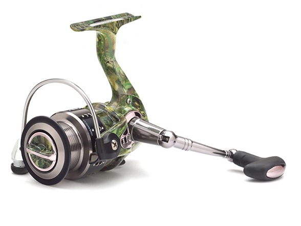 Ardent finesse spinning reel for Ardent fishing reels