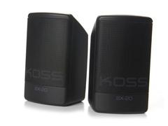 Koss 2pc Computer Speaker Set