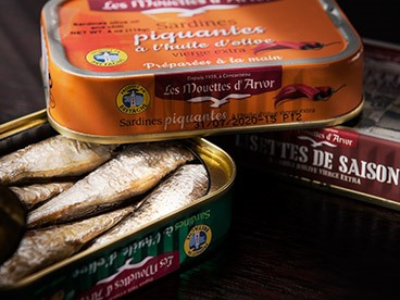 Mani Imports Sardines