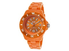 Solid Orange Watch