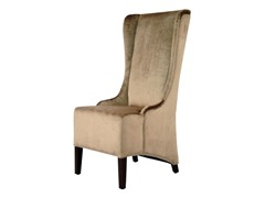 Bacall Dining Occasional Chair - Champagne