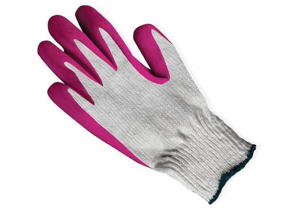 Maxkin Gloves 6 - Pair Gloves, Latex Coated  Pair