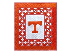 Tennessee Quilted Throw
