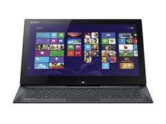 "Sony VAIO Duo 13.3"" Intel i7 Laptop - Black"