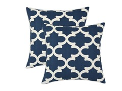Fynn Cadet Macon 17x17 Pillows - S/2