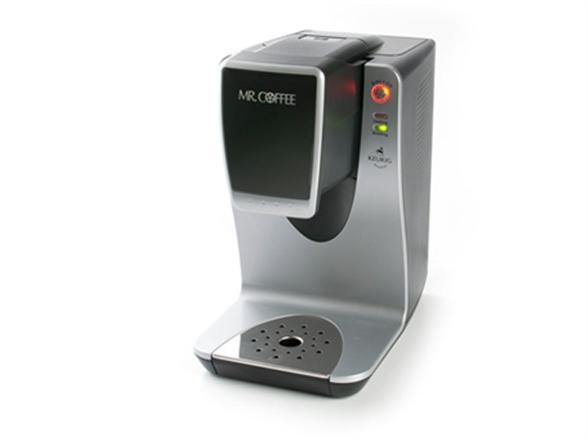 Mr Coffee Single Serve Coffee Maker Powered By Keurig