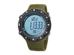 Singletrak Grey Digital Watch