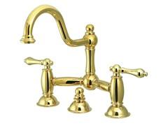 Lavatory Faucet, Brass