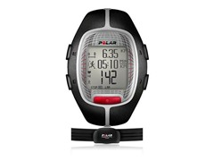 RS300X Heart Rate Monitor Watch - Black