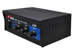 Mini 2X40W Stereo Power Amplifier