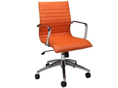 Janette Office Chair Orange