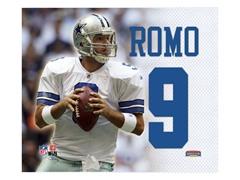 """Tony Romo 8"""" x 10"""""""