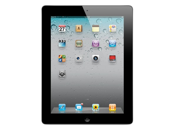 """Apple iPad (2nd Gen) 9.7"""""""" Tablet with WiFi"""" 183faf9c-7644-43c4-bad3-63e318e83dc4"""