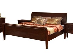 Novara Bed (2 Sizes)