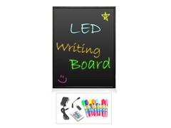 """35"""" x 24"""" Erasable Illuminated LED Writing Board"""