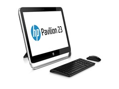 "HP 23"" Full-HD Quad-Core A6 AIO Desktop"