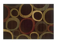 Madison Circles Area Rug (4 Sizes)