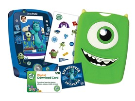 LeapPad2 Monsters University Varsity Edition Bundle