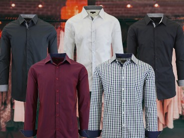 Dress Shirts on Sport?  Yes, they are!