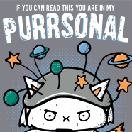 Purrsonal Space