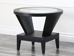 Carter Round End Table