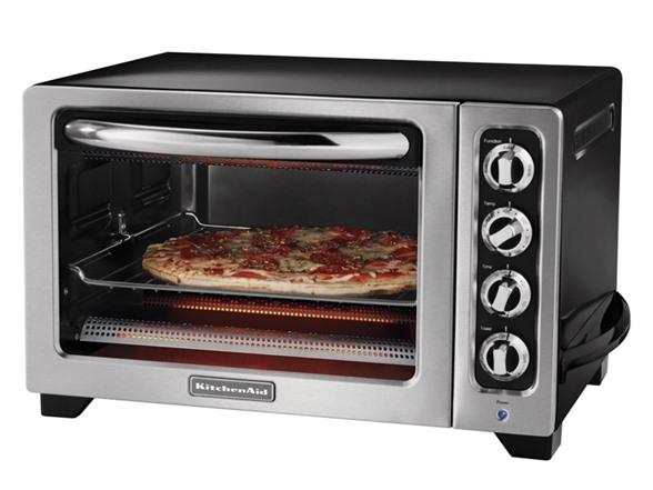 Kitchenaid Countertop Oven Kco222ob : KitchenAid KCO222OB 12