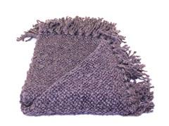 Marion Throw - Purple
