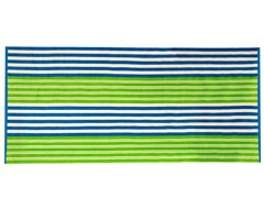 Blue & Green Stripe