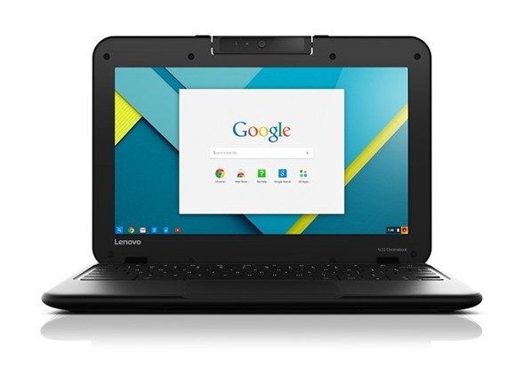 "Lenovo 11"" Dual-Core 16GB Chromebook"