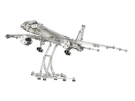 Jetliner Metal Construction Set